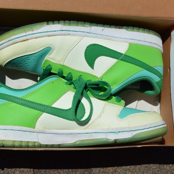 Nike Dunk Low Limited Edition Glow
